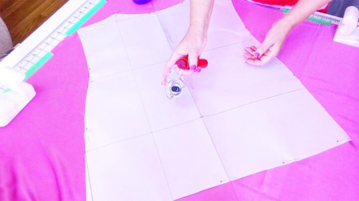 how to hold martelli rotary cutter