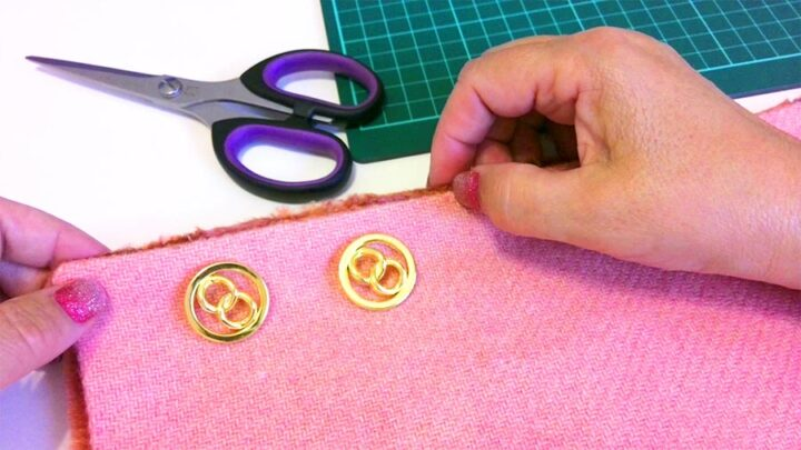 sewing shank buttons