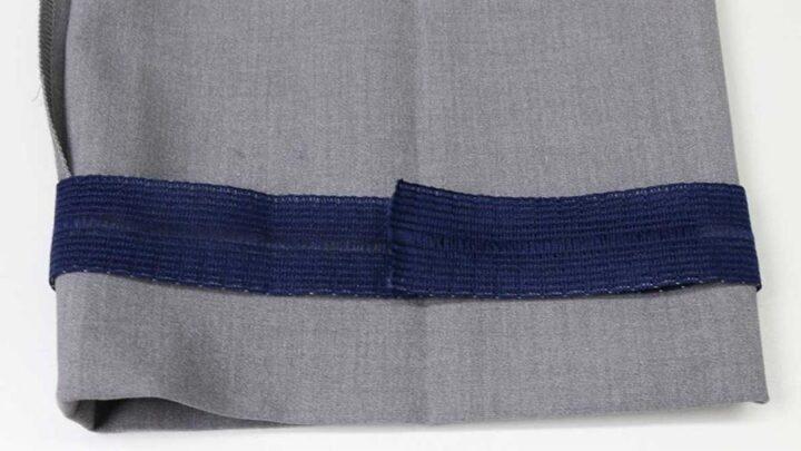 LEONIS Polyester Iron-On Hem Clothing Tape