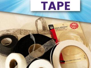 hem tape /how to use/ tutorial