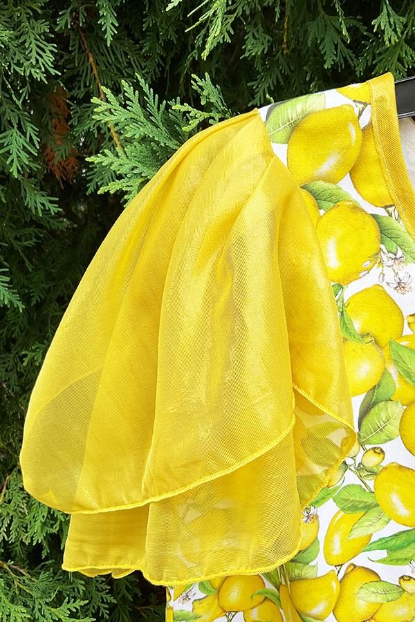 flutter sleeve how to make