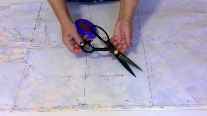 the best scissors for cutting fabric