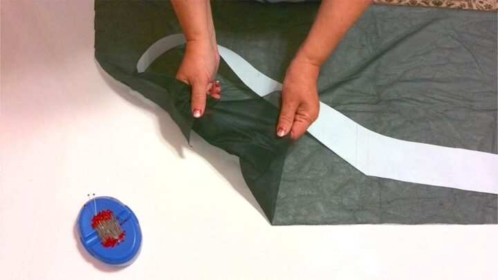 tricot interfacing for knits