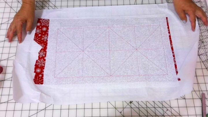HST 16 at onc e with embroidery machine