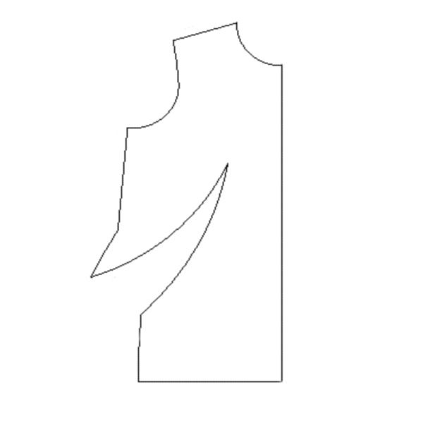 curved dart